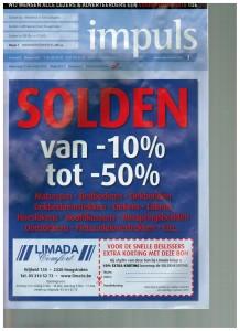 Ine Van Hofstraeten in magazine Impuls